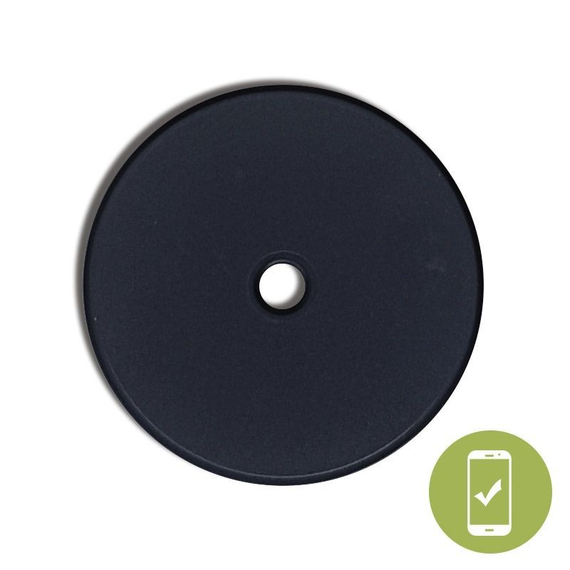 30 MM ROUND NFC INDUSTRIAL SCREW TAG - NTAG213