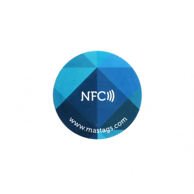 """Pack """"NFC  NTAG 216 +Tags Stickers"""" (iPhone ready)"""