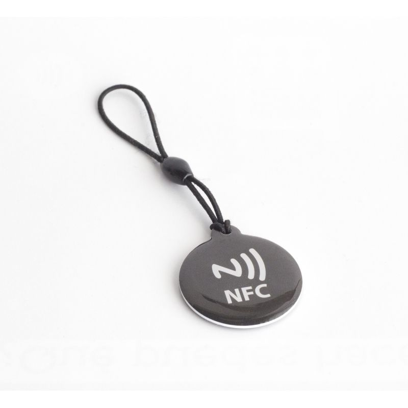 NFC Hang Tags NTAG 213 Custom Print